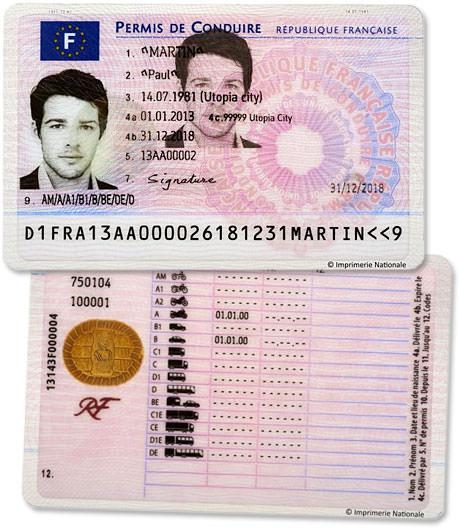 Puis-je louer un van en Australie avec mon permis Français?